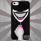 Чехол для iPhone 7+/7/6s+/6s/6+/6/5/5s/5с/4/4s TWISTY'S smile
