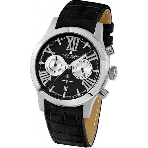 Купить Наручные часы Jacques Lemans 1-1809A по доступной цене