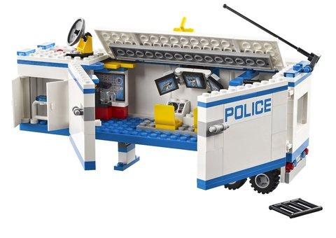 LEGO City: Выездной отряд полиции 60044