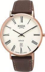 Мужские наручные часы Boccia Titanium 3589-06