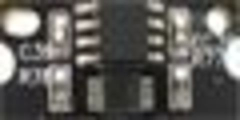 Смартчип малиновый для драм-картриджа KM bizhub C353/C353P. Chip for drum KM C353 series.