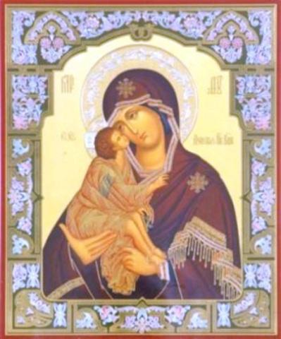 Икона Божией Матери Донская 2