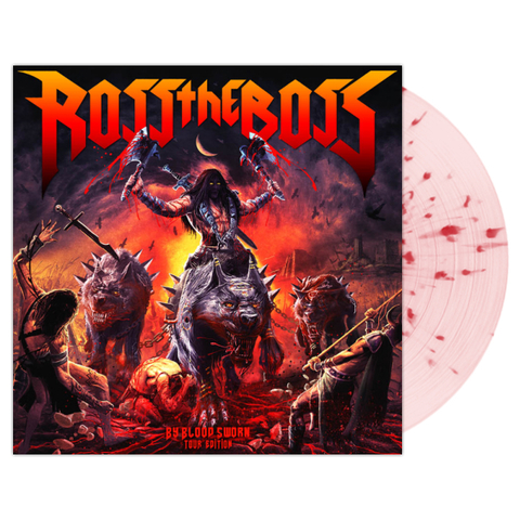Ross The Boss / By Blood Sworn - Tour Edition (Coloured Vinyl)(LP)