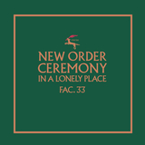 New Order / Ceremony (Version 1)(12' Vinyl Single)