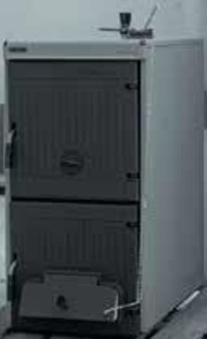 Котел твердотопливный SIME SOLIDA EV 4 - 34 кВт (4 секции, чугунный)