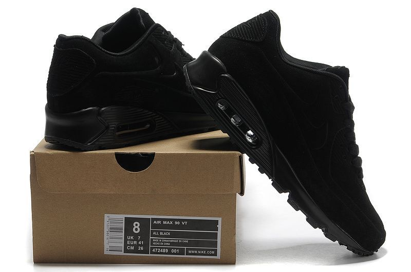 ba27de8c Кроссовки мужские Nike Air Max 90 VT Black