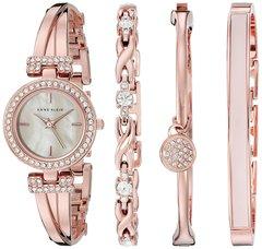 Женские наручные часы Anne Klein 2238RGST в наборе
