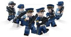 Минифигурки Военная Полиция серия 164
