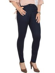 6086 джинсы женские, синие