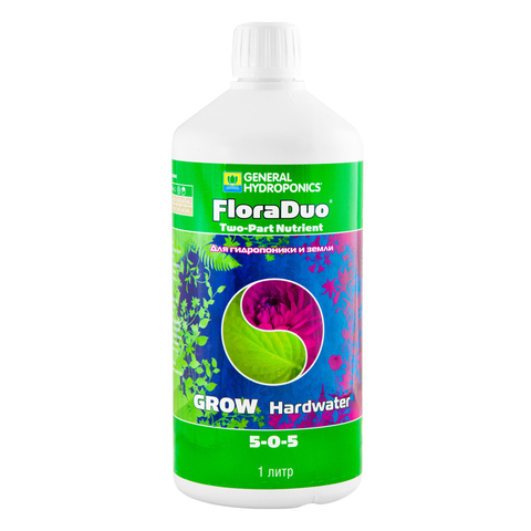 FloraDuo Grow HW GH Original 1л