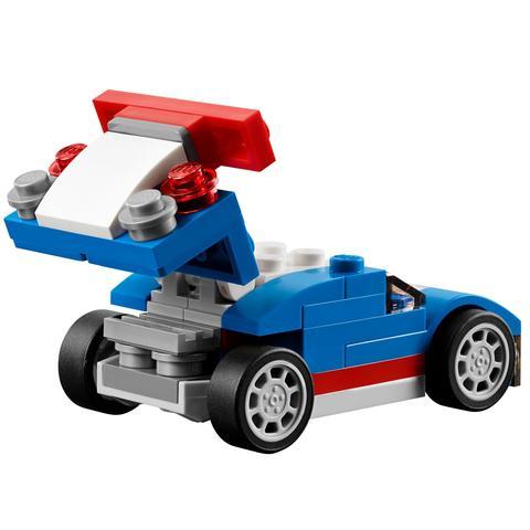 LEGO Creator: Синий гоночный автомобиль 31027