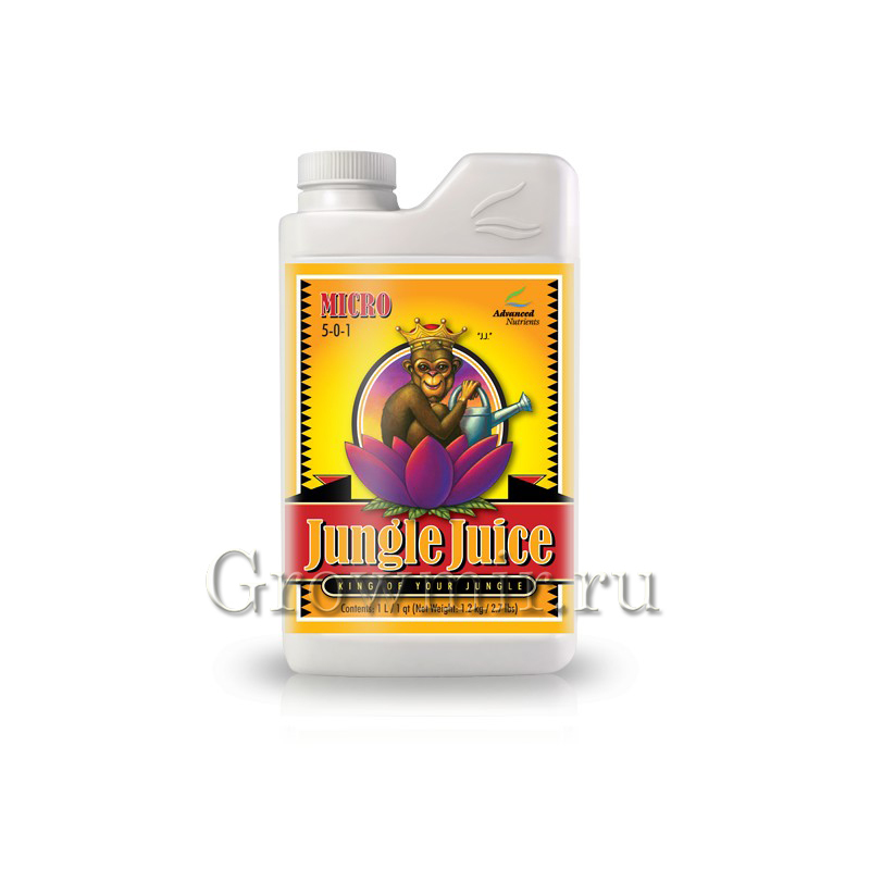 Advanced Nutrients Jungle Juice Micro (1л или 5л)