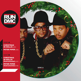 Run-D.M.C. / Christmas In Hollis, Peter Piper (Single)(Picture Disc)(12
