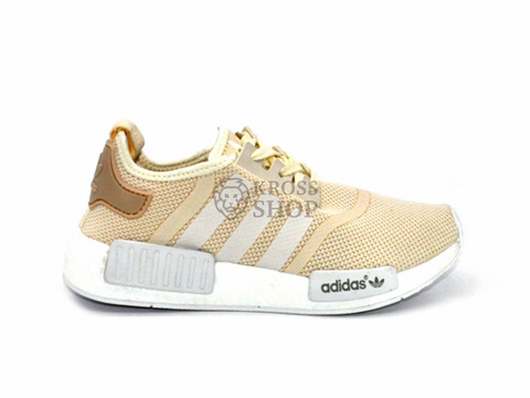Adidas Originals Women's NMD R1 Beige