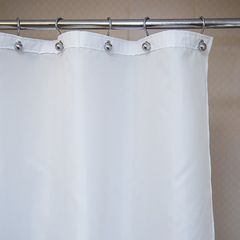 Шторка для ванной 200х260 Arti-Deco Liso White