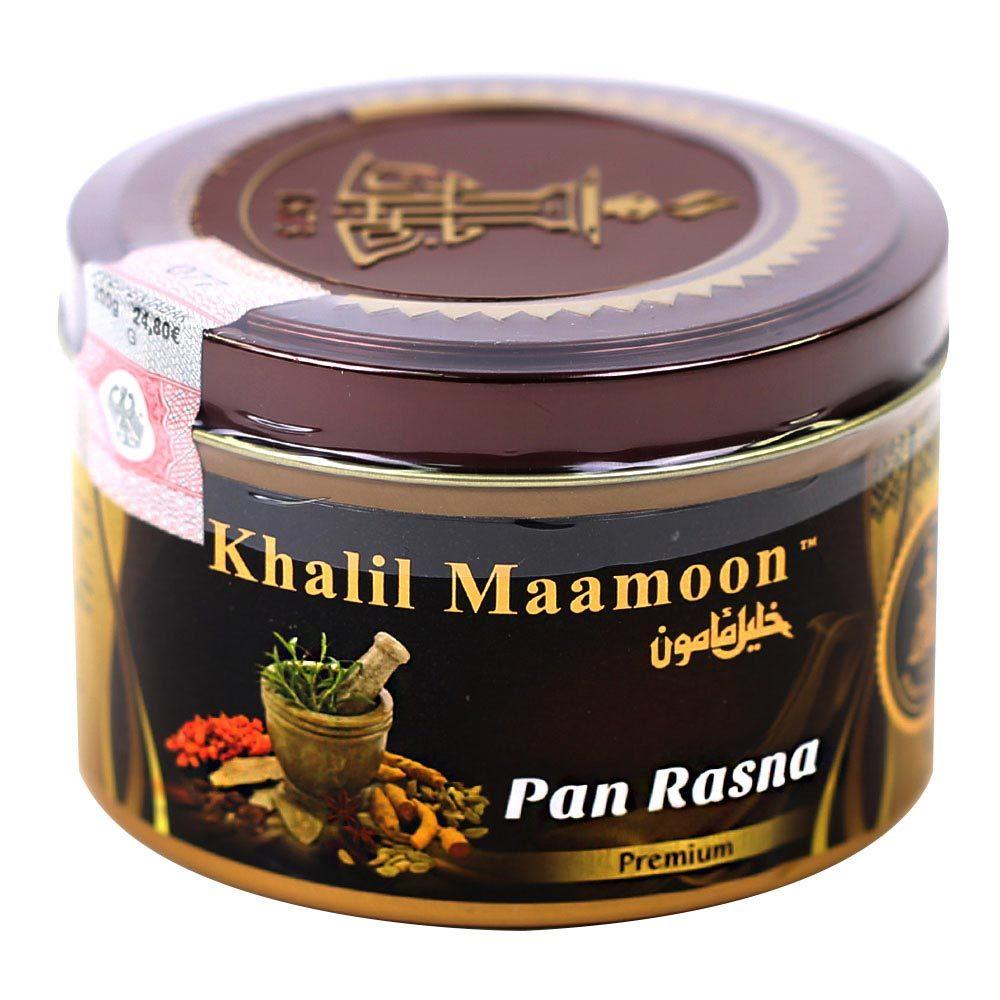 Табак для кальяна Khalil Mamoon Pan Rasna 250 гр.