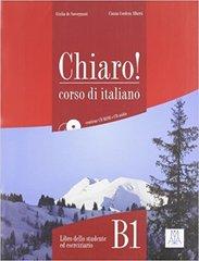 Chiaro B1 (Libro + CD Rom + CD Audio)