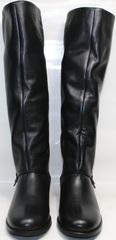 Сапоги женские зимние кожаные Richesse R-458