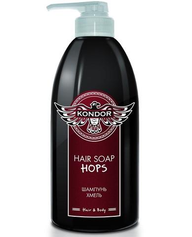 Kondor Hair & Body - Шампунь Хмель 750 мл