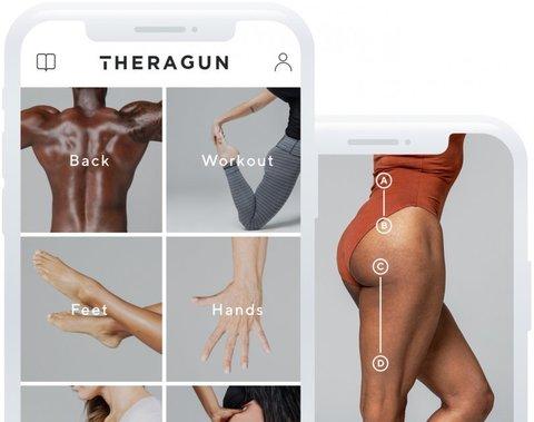Мышечный массажер Theragun G3PRO