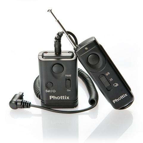 Пульт дистанционного управления Phottix Cleon II Wired/Wireless Remote Set O6