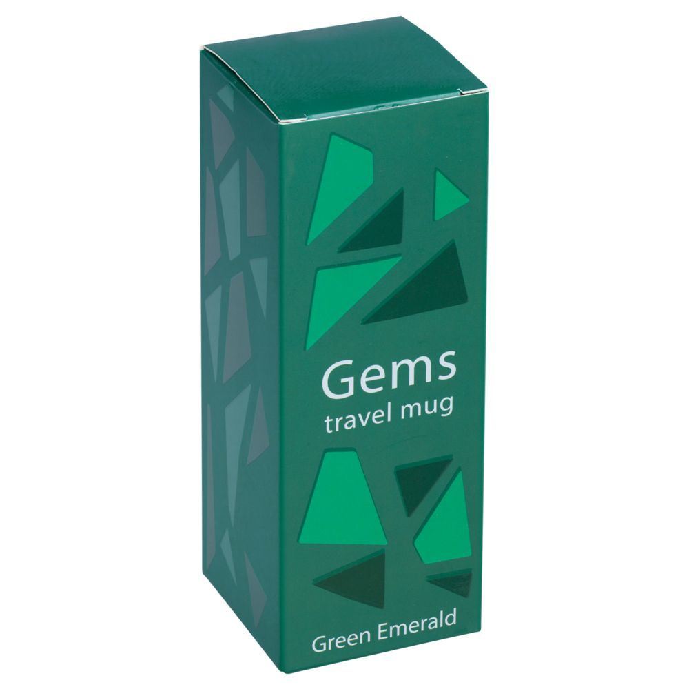 Термостакан Gems Green Emerald