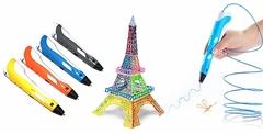 3D ручка Myriwell RP100A (синяя)