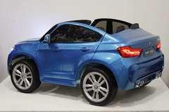BMW-X6-M Электромобиль детский avtoforbaby-spb