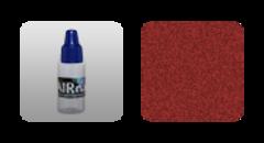 Краска для аэрографии перламутр 5 мл красная бронза