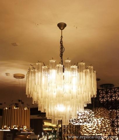 murano chandelier  ARTE DI MURANO 11-59 by Arlecchino Arts ( HK)