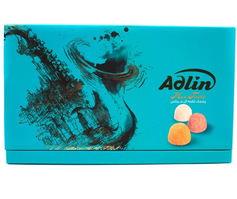 Царская пишмание со вкусом какао, ванили и шафрана в подарочной упаковке, Adlin, 350 г