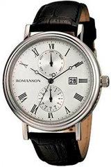 Наручные часы Romanson  TL 1276B MW(WH)BK