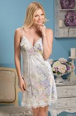 Сорочка ночная женская шелковая MIA-Amore  Lilianna Лилианна  5994