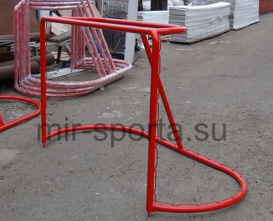 Ворота для хоккея (макет)