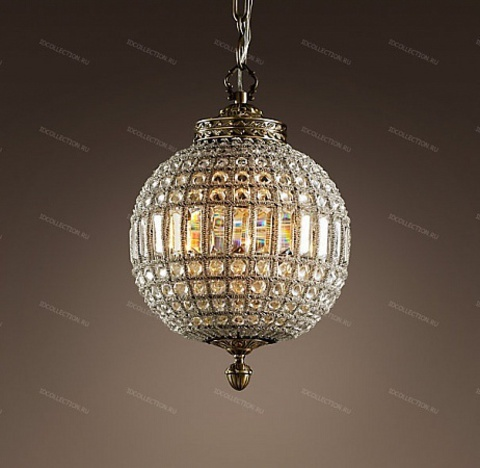 replica  19TH C. CASBAH CRYSTAL Restoration Hardware 68060236