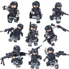 Минифигурки Военных Спецотряд Призраки серия 160