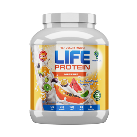 Life Protein 5lb Multifruit