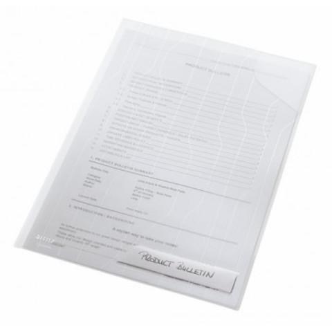 Папка уголок CombiFile с плотной посл.обложкой Esselte 472803,3шт/