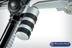 Расширетель рычага КПП Touring BMW серебро
