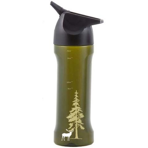 Бутылка MyBottle Green Splash