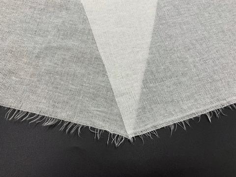Дублерин белый с клеевым покрытием