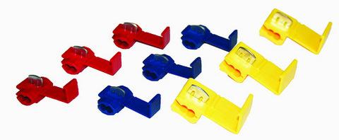Ответвитель ОВ-3 2,5-6,0 мм2 желтый (25 шт) TDM