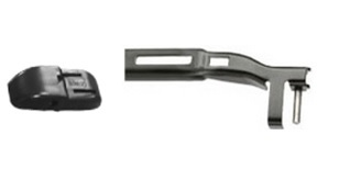 Адаптеры к щеткам стеклоочистителейFukoku KM2 (Side Pin) 2 шт.