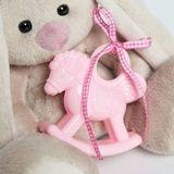 Зайка Ми с розовой лошадкой