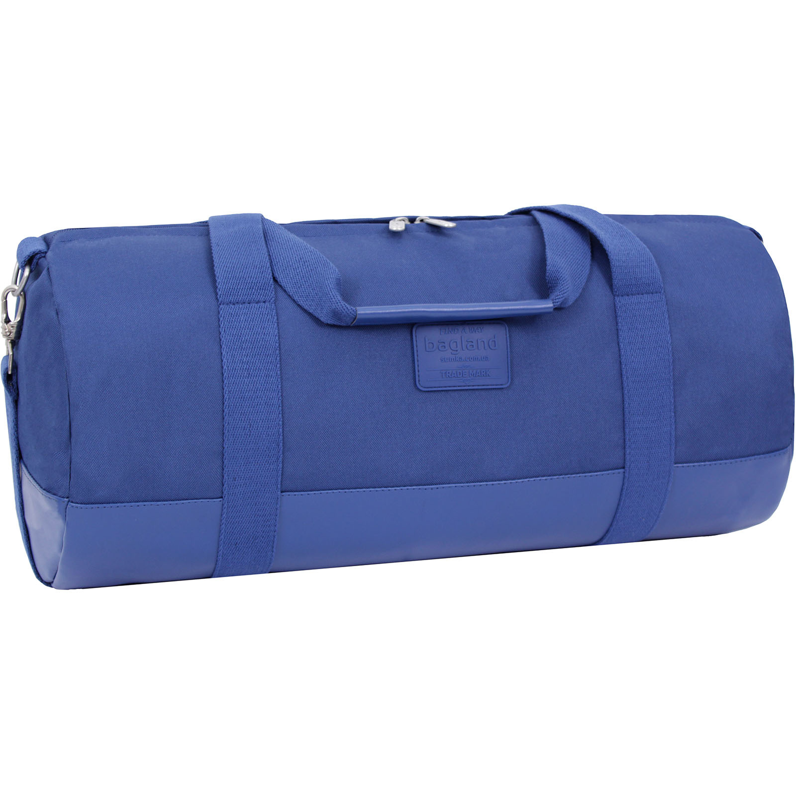 Спортивные сумки Сумка Bagland Staff + косметичка 30 л. Синий (00300663) IMG_2989.JPG