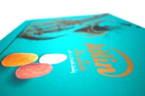 Царская пишмание со вкусом какао, ванили и шафрана в подарочной упаковке, Adlin, 420 г