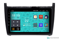 Штатная магнитола для Volkswagen Tiguan 16+ на Android 6.0 Parafar PF975Lite