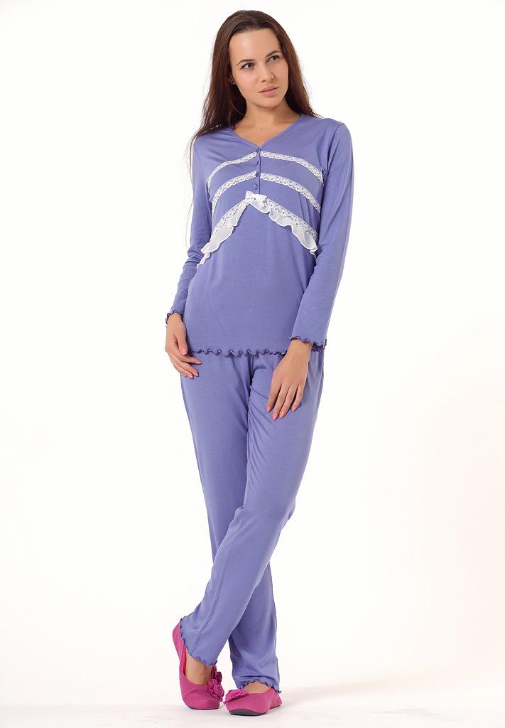 Женская пижама из вискозы Bacirubati