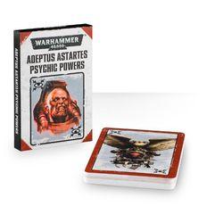 Adeptus Astartes Psychic Powers