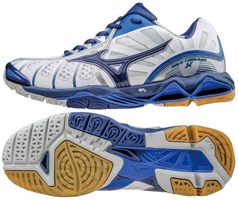 Волейбольные кроссовки MIZUNO WAVE TORNADO X V1GA1612-16 9129cf91741